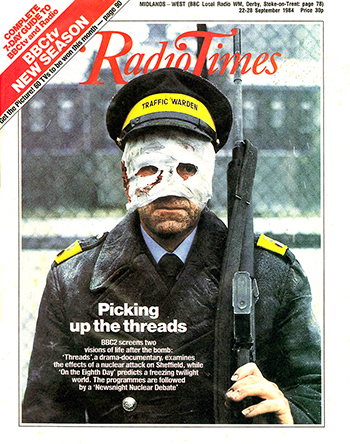 Radio Times Threads cover